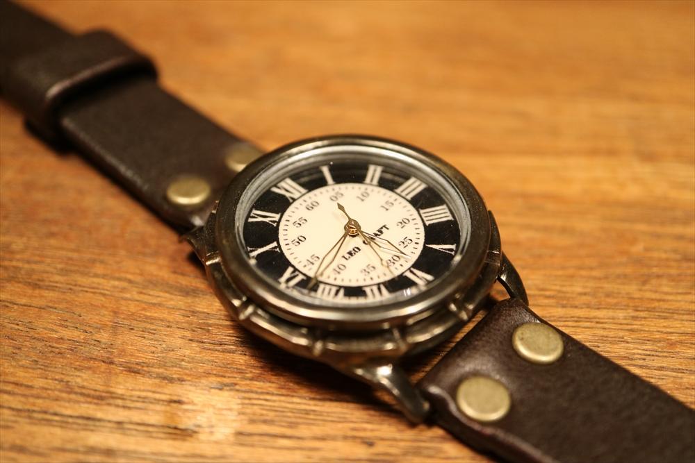 LEO CRAFT BS-GW142 ハンドメイド 手作り腕時計 画像7