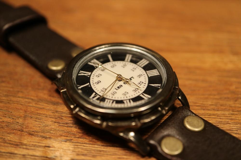 LEO CRAFT BS-GW142 ハンドメイド 手作り腕時計 画像8
