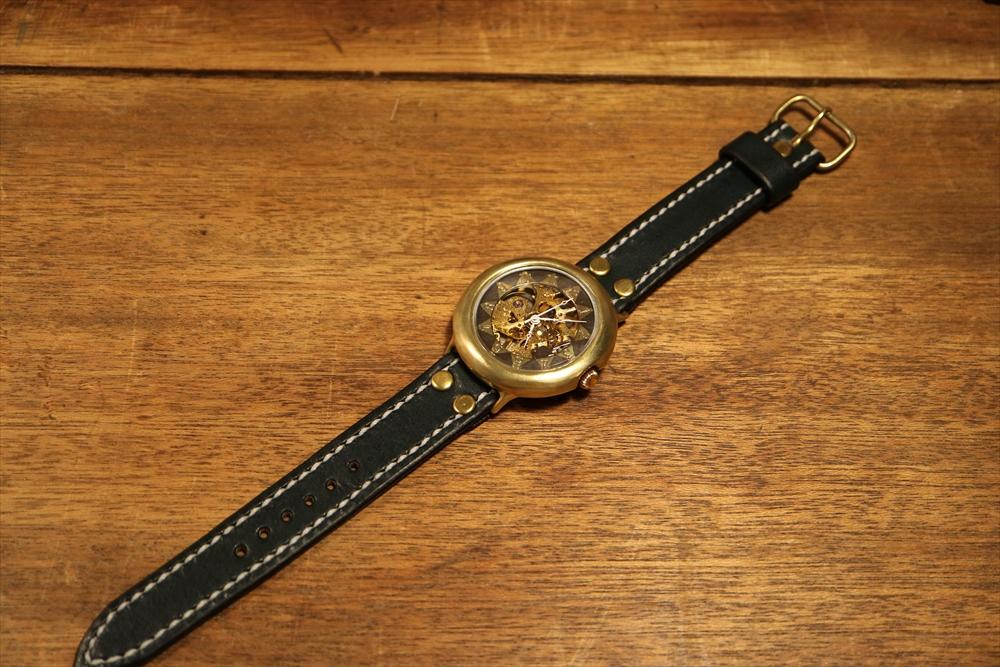 LEO CRAFT HWH-CL611 ハンドメイド 手作り腕時計 画像12