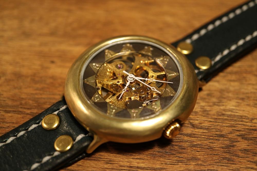 LEO CRAFT HWH-CL611 ハンドメイド 手作り腕時計 画像13