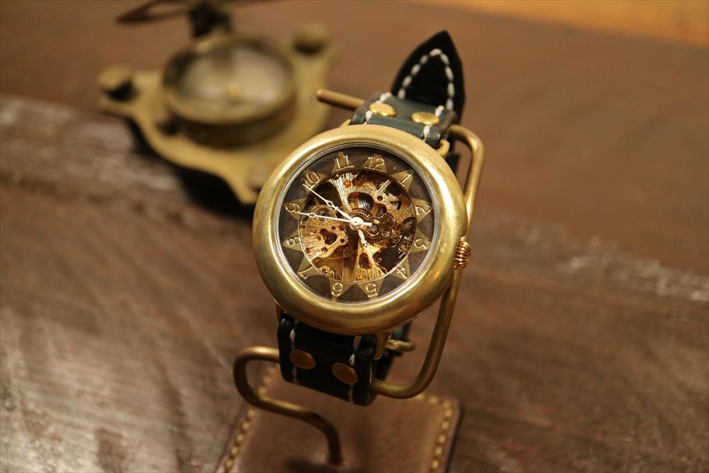 LEO CRAFT HWH-CL611 ハンドメイド 手作り腕時計 画像2