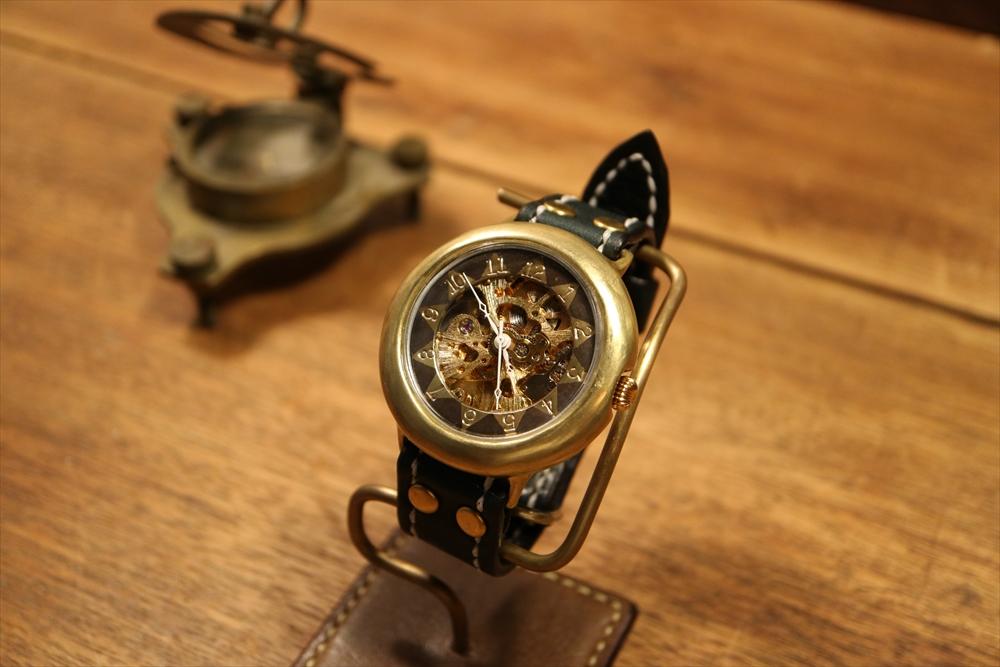 LEO CRAFT HWH-CL611 ハンドメイド 手作り腕時計 画像4