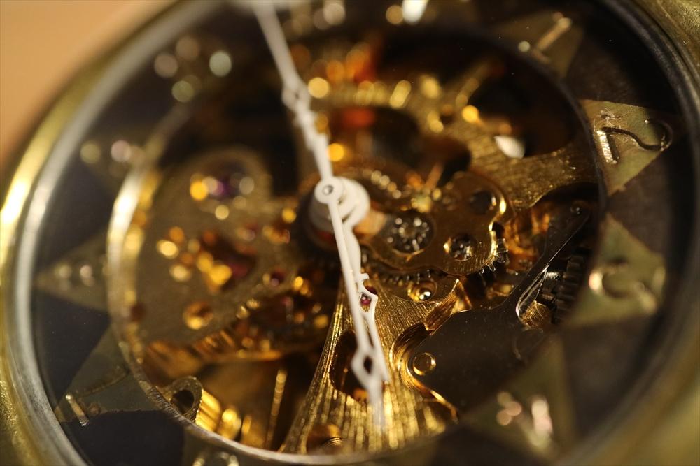 LEO CRAFT HWH-CL611 ハンドメイド 手作り腕時計 画像5