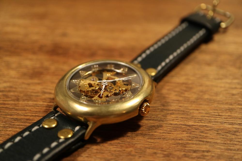LEO CRAFT HWH-CL611 ハンドメイド 手作り腕時計 画像7