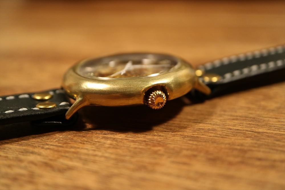 LEO CRAFT HWH-CL611 ハンドメイド 手作り腕時計 画像8
