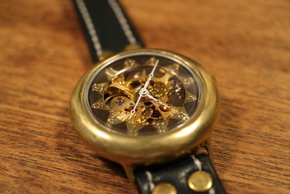 LEO CRAFT HWH-CL611 ハンドメイド 手作り腕時計 画像9