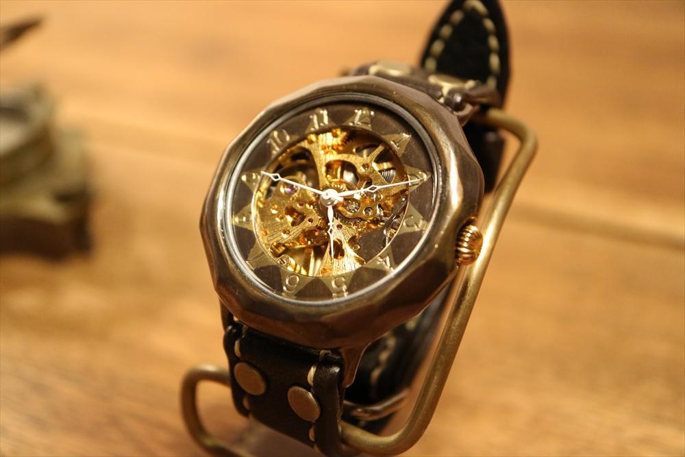 LEO CRAFT HWH-DW611 ハンドメイド 手作り腕時計 画像1
