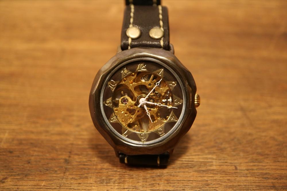 LEO CRAFT HWH-DW611 ハンドメイド 手作り腕時計 画像10