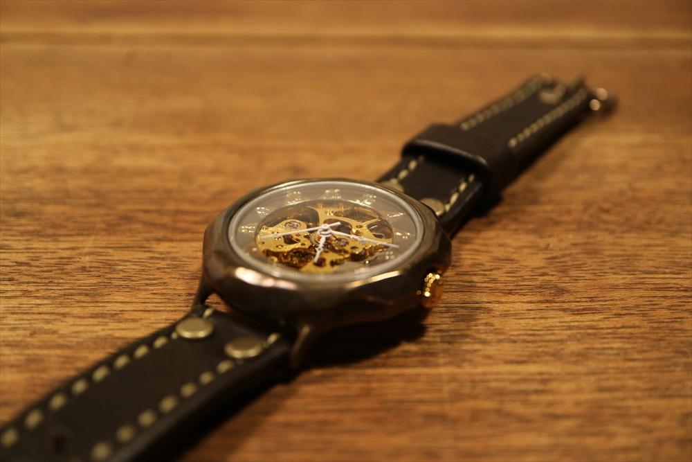 LEO CRAFT HWH-DW611 ハンドメイド 手作り腕時計 画像6