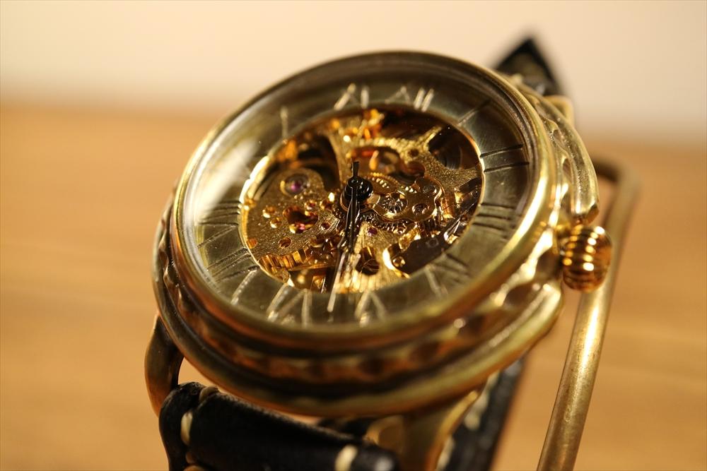 LEO CRAFT HWH-WR621 ハンドメイド 手作り腕時計 画像1