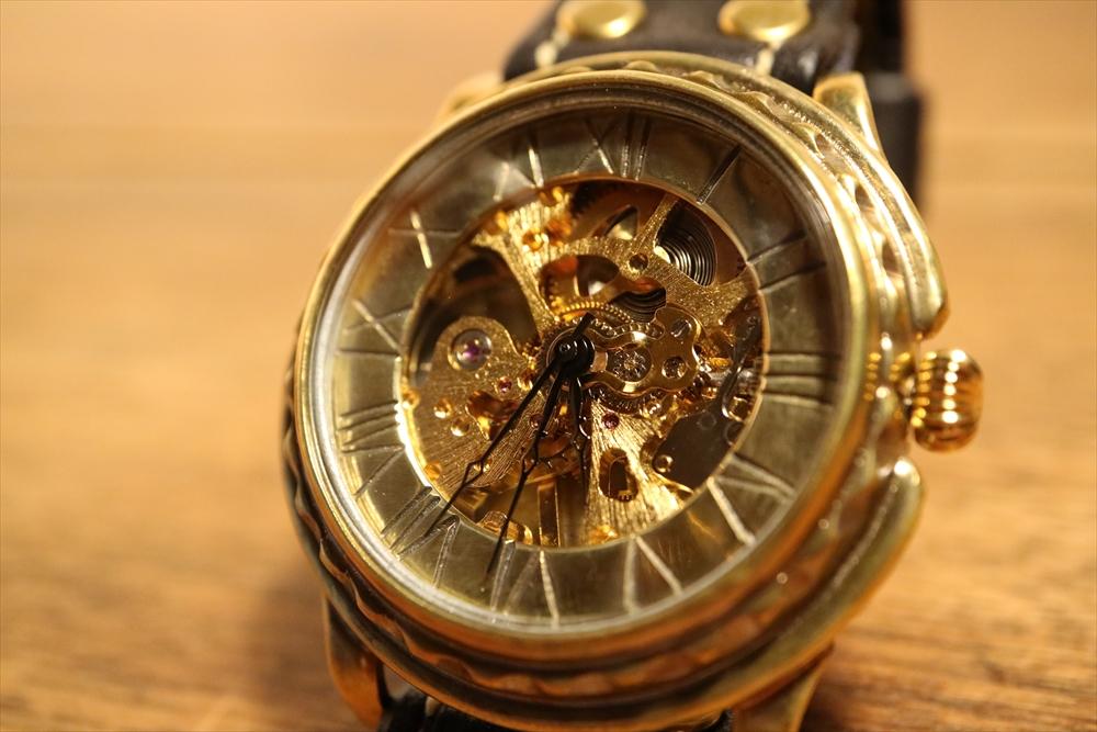 LEO CRAFT HWH-WR621 ハンドメイド 手作り腕時計 画像10