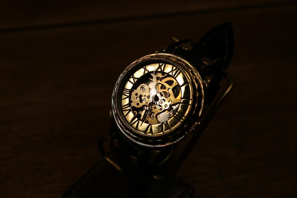 LEO CRAFT HWH-WR621 ハンドメイド 手作り腕時計 画像2