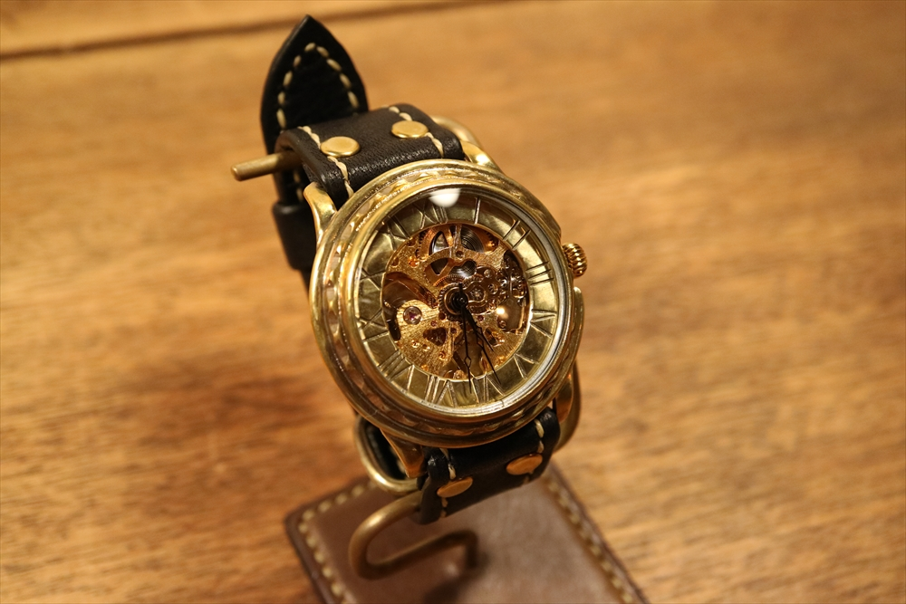 LEO CRAFT HWH-WR621 ハンドメイド 手作り腕時計 画像3