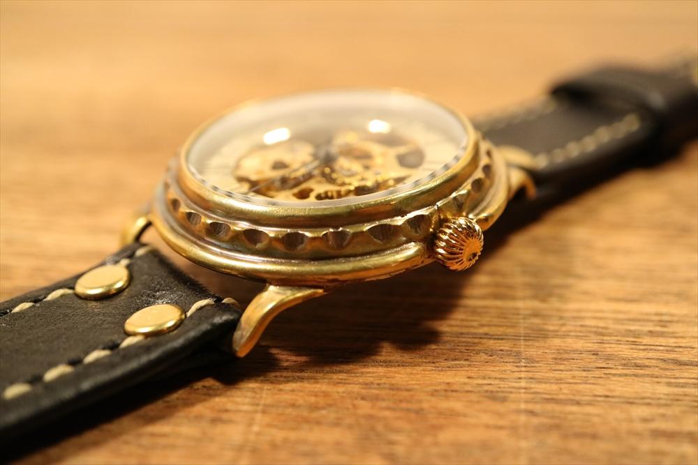 LEO CRAFT HWH-WR621 ハンドメイド 手作り腕時計 画像4