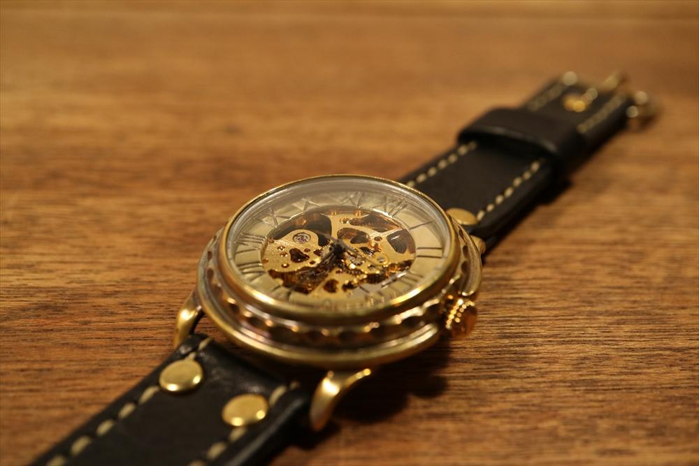 LEO CRAFT HWH-WR621 ハンドメイド 手作り腕時計 画像5