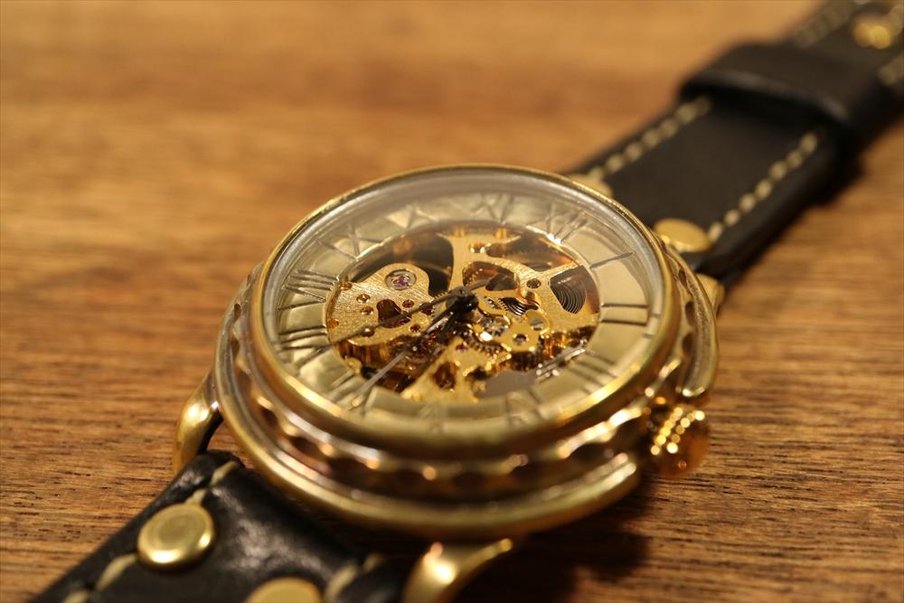 LEO CRAFT HWH-WR621 ハンドメイド 手作り腕時計 画像6