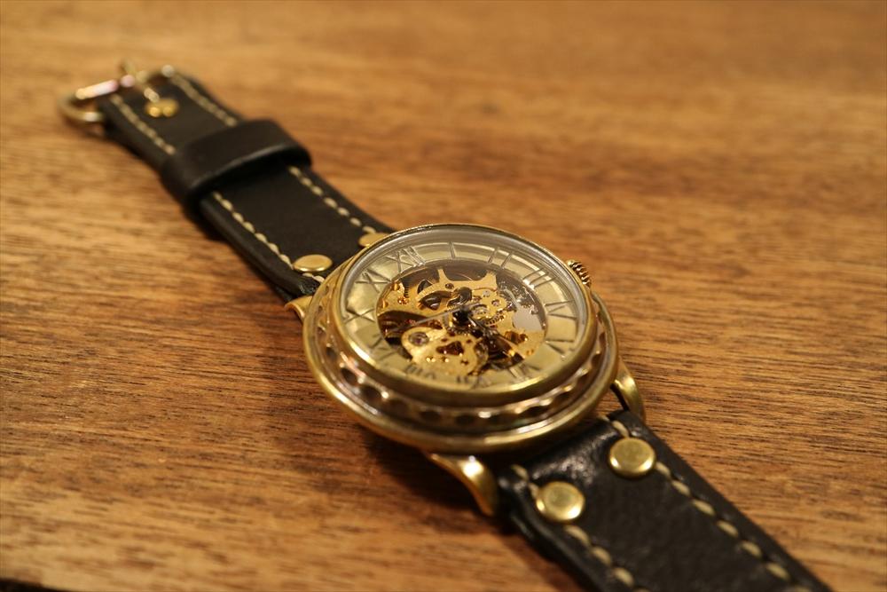 LEO CRAFT HWH-WR621 ハンドメイド 手作り腕時計 画像7