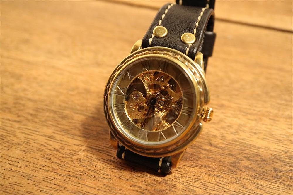 LEO CRAFT HWH-WR621 ハンドメイド 手作り腕時計 画像8