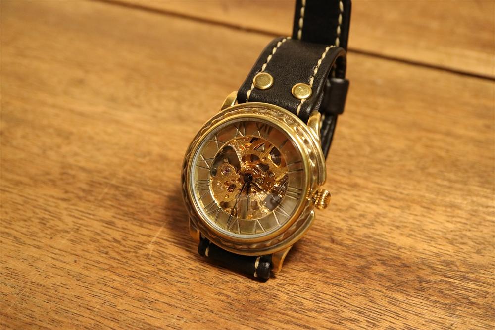 LEO CRAFT HWH-WR621 ハンドメイド 手作り腕時計 画像9