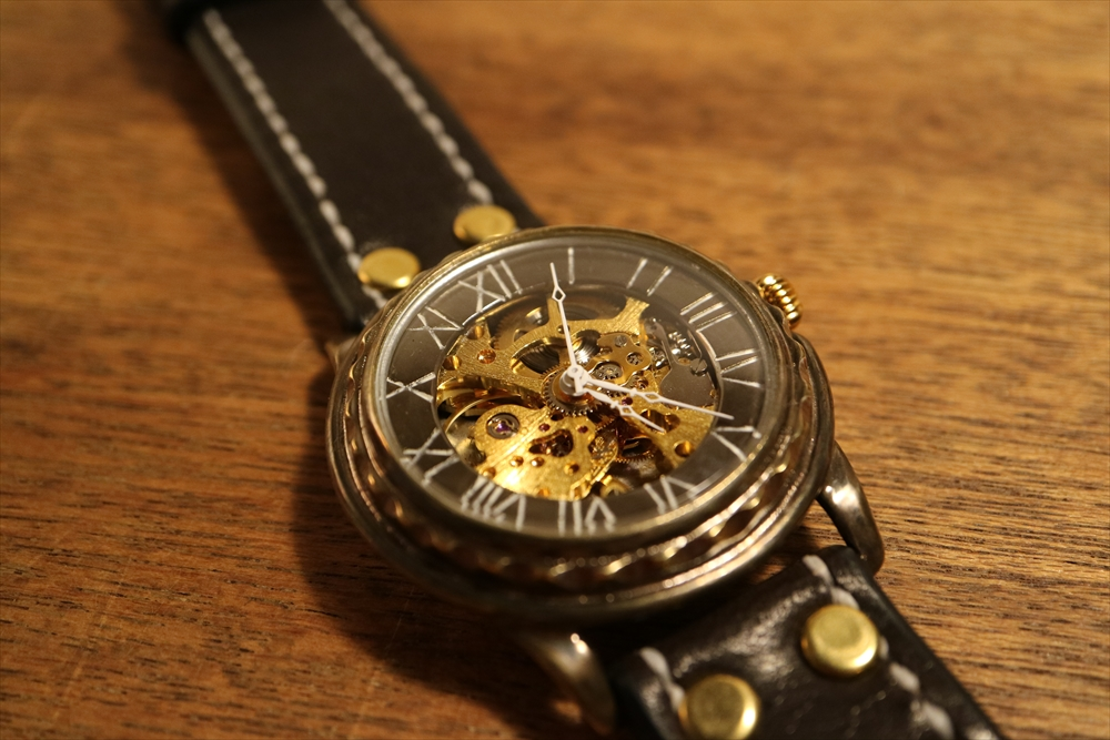 LEO CRAFT HWH-WR631 ハンドメイド 手作り腕時計 画像11