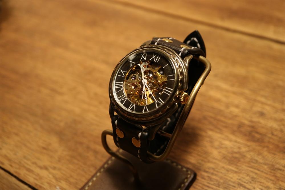 LEO CRAFT HWH-WR631 ハンドメイド 手作り腕時計 画像2