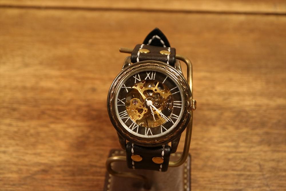LEO CRAFT HWH-WR631 ハンドメイド 手作り腕時計 画像3