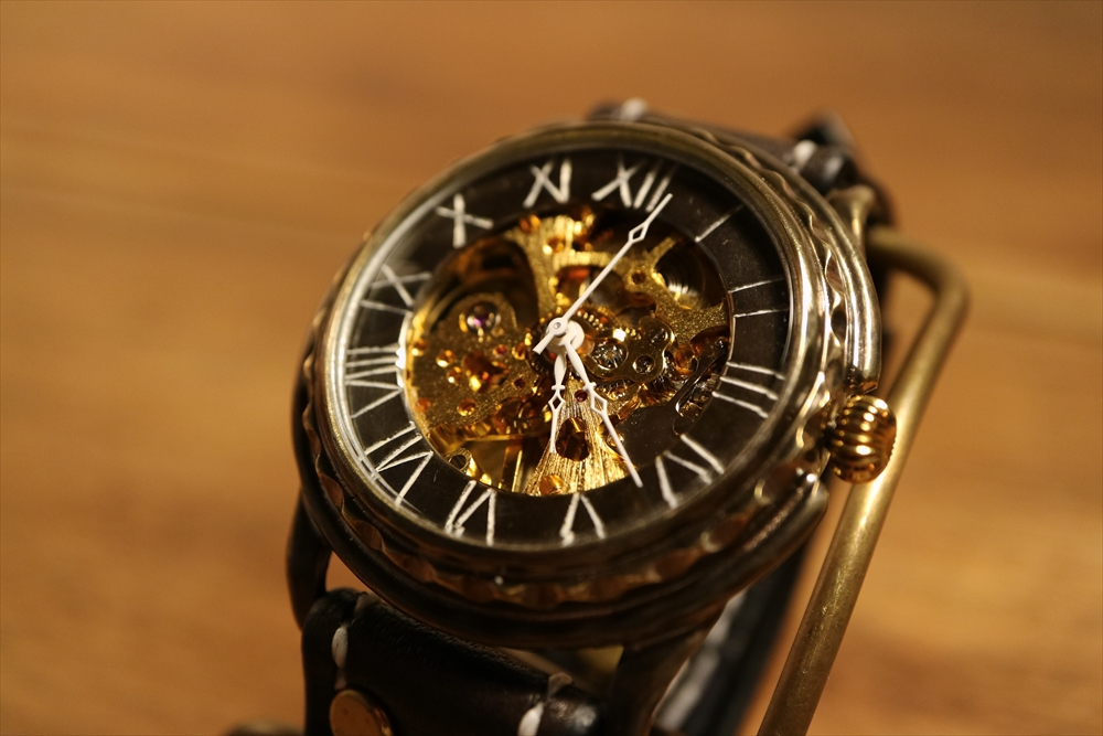 LEO CRAFT HWH-WR631 ハンドメイド 手作り腕時計 画像4