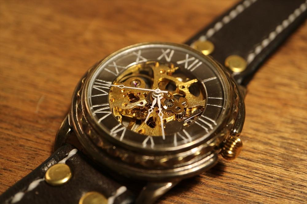 LEO CRAFT HWH-WR631 ハンドメイド 手作り腕時計 画像6