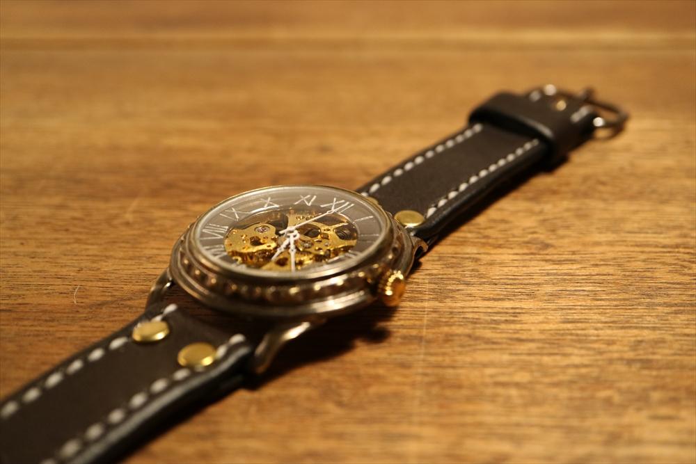 LEO CRAFT HWH-WR631 ハンドメイド 手作り腕時計 画像8
