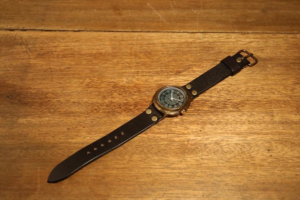 LEO CRAFT SB-CC122 ハンドメイド 手作り腕時計 画像3