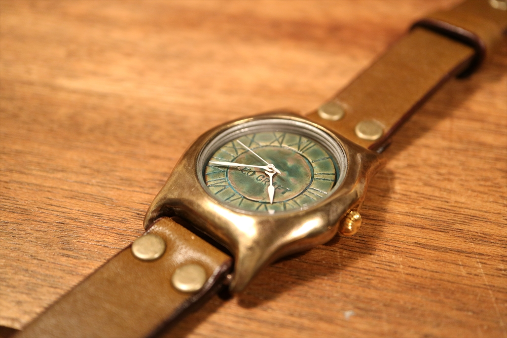LEO CRAFT SB-CL352 ハンドメイド 手作り腕時計 画像1