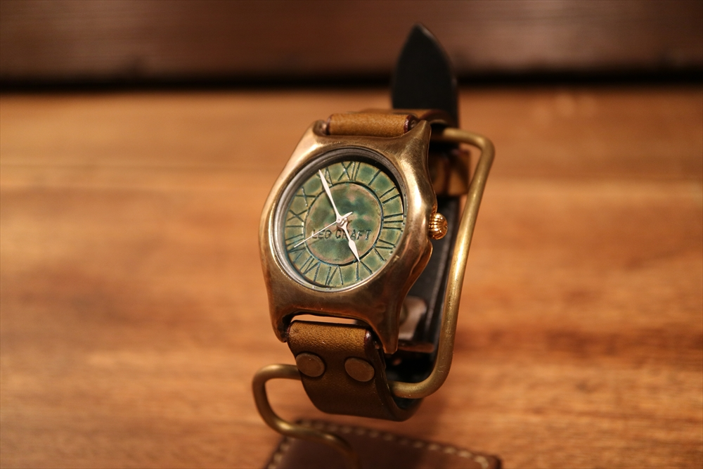 LEO CRAFT SB-CL352 ハンドメイド 手作り腕時計 画像11
