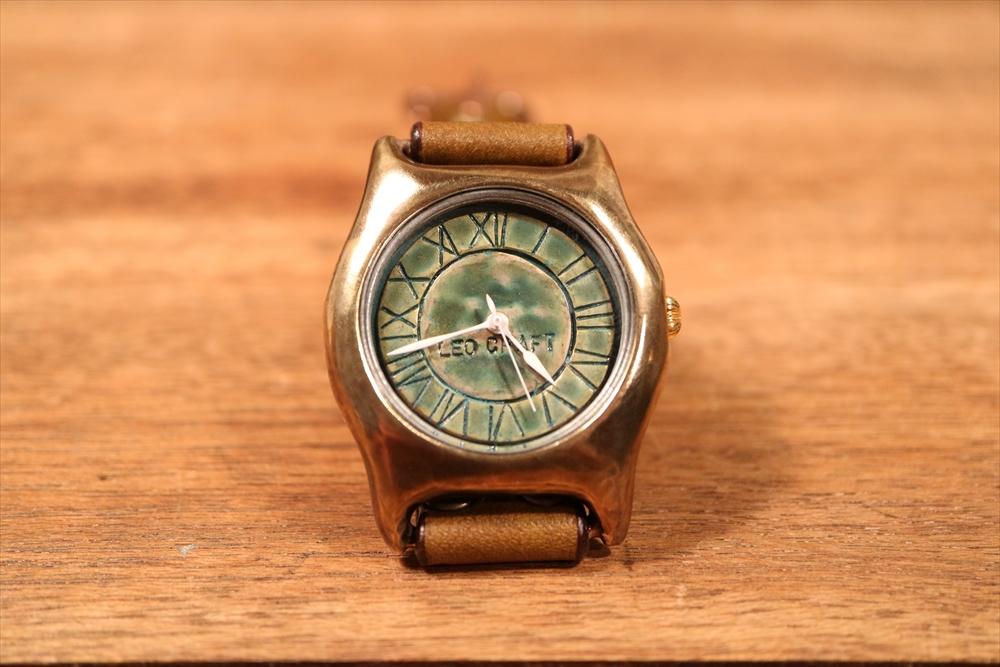 LEO CRAFT SB-CL352 ハンドメイド 手作り腕時計 画像5