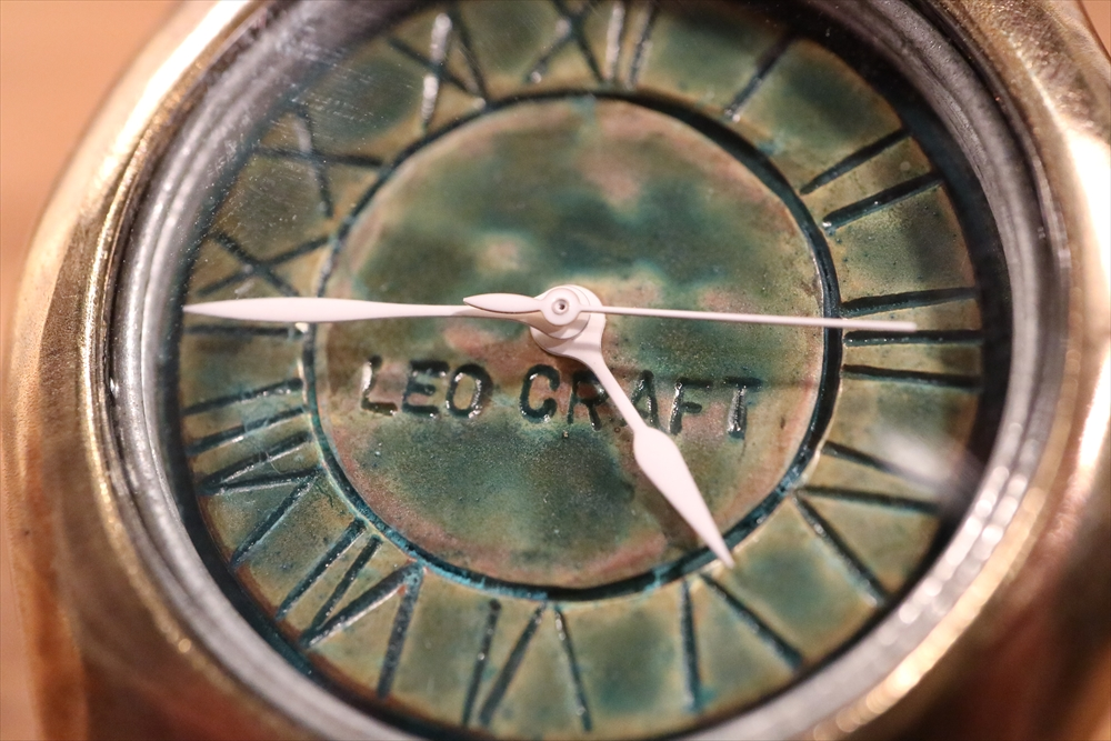 LEO CRAFT SB-CL352 ハンドメイド 手作り腕時計 画像6
