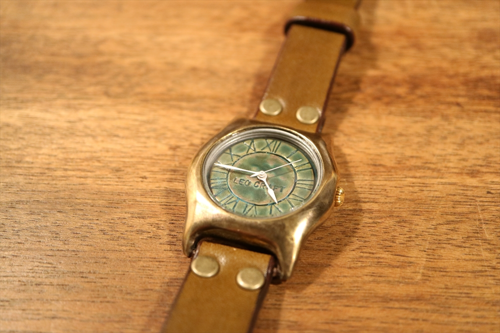 LEO CRAFT SB-CL352 ハンドメイド 手作り腕時計 画像7