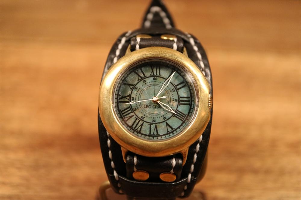 LEO CRAFT SB-DN122(D) ハンドメイド 手作り腕時計 画像3