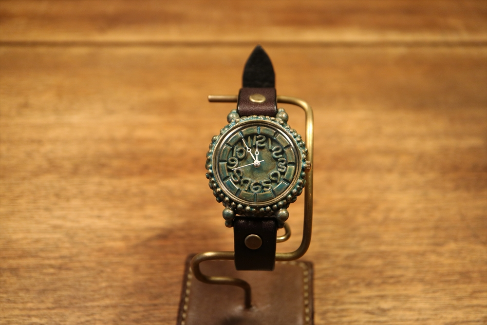 LEO CRAFT SB-SP422 ハンドメイド 手作り腕時計 画像1