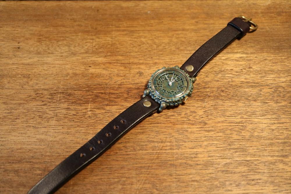 LEO CRAFT SB-SP422 ハンドメイド 手作り腕時計 画像3