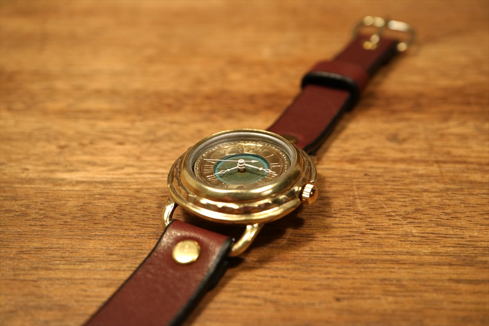 LEO CRAFT SB-TR363 ハンドメイド 手作り腕時計 画像4