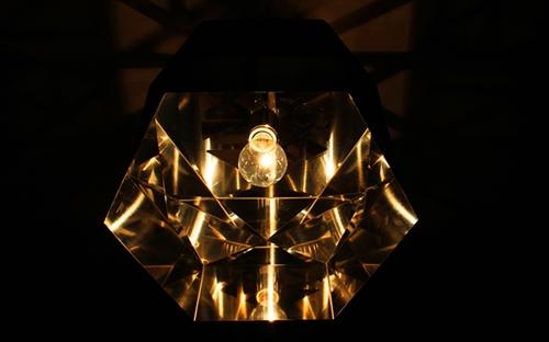 三代目板金屋 hexagon-p hexagon ペンダントライト 画像2