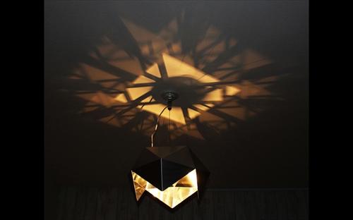 三代目板金屋 octagon-p octagon ペンダントライト 画像1