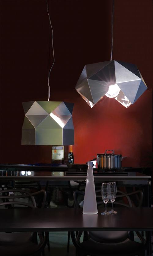 三代目板金屋 hexagon-p hexagon ペンダントライト 画像3