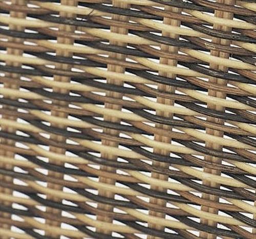 サンフラワーラタン GK377AT アジアン バスケットランドリー 画像10