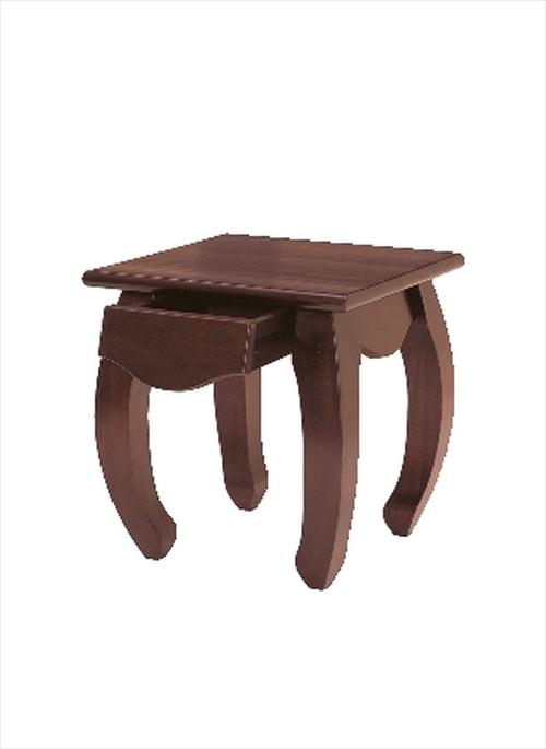 サンフラワーラタン T602KA チーク サイドテーブル 画像4