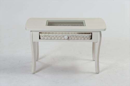 サンフラワーラタン T803WW フィオーレ テーブル 画像6