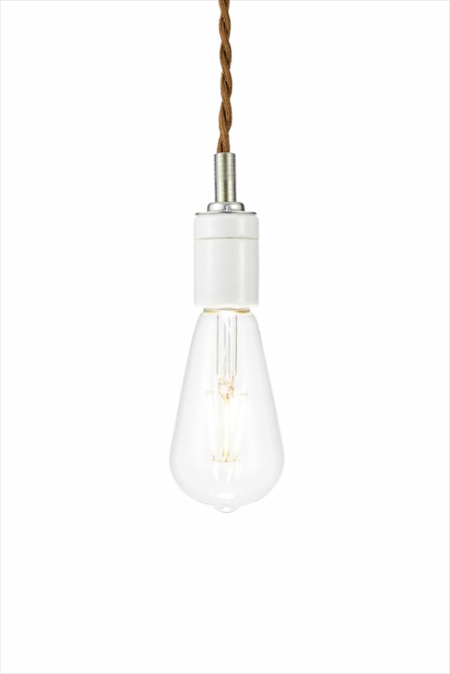 スワン電器 SWB-E002L LED SWAN BULB Edison  LED電球 画像2
