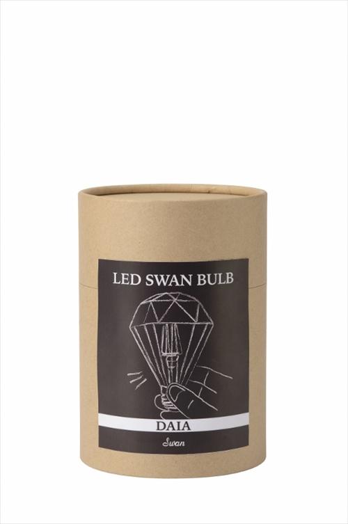 スワン電器 SWB-F003L LED SWAN BULB Daia LED電球 画像3